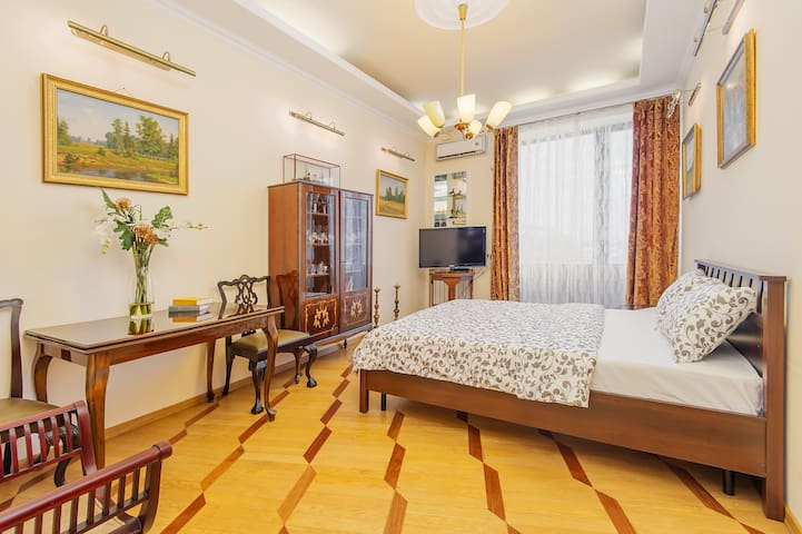 🔑💎 🏠Apt near Kremlin with Magnificent View