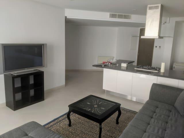 High standing appartement, Les Jardins de Carthage