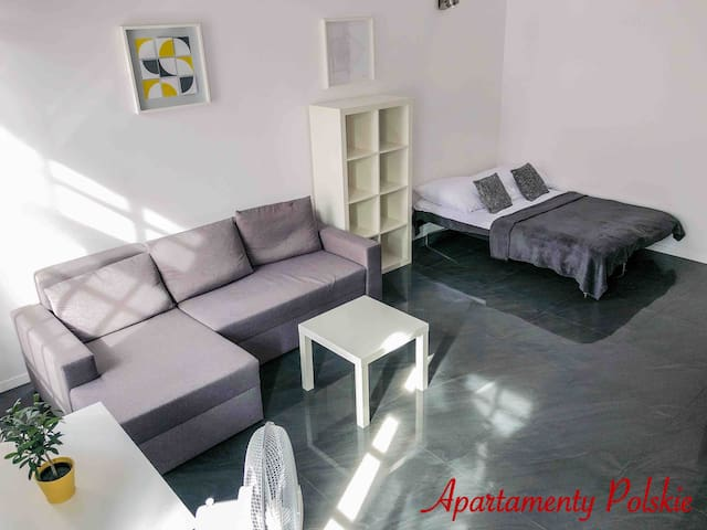 Apartament by Tobaco Park