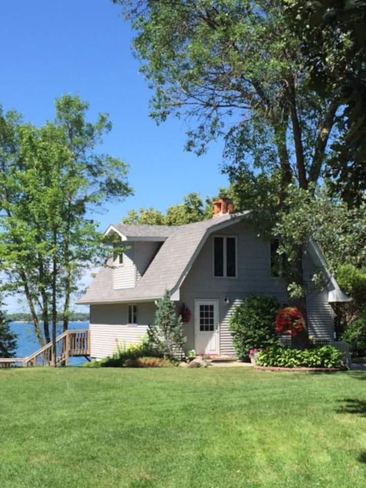 Lake House on Battle Lake