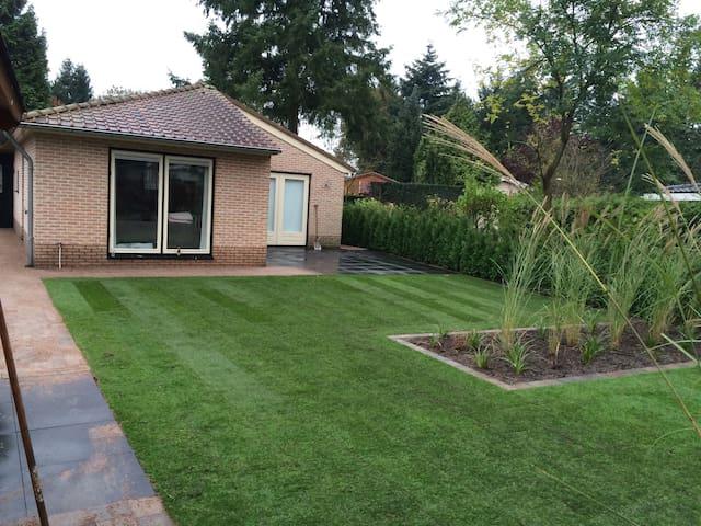 Prachtige bungalow op de Veluwe! - Putten - Haus