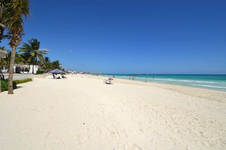 Wonderful 1 BR. 2 MIN. to the beach - Playa del Carmen - Maison