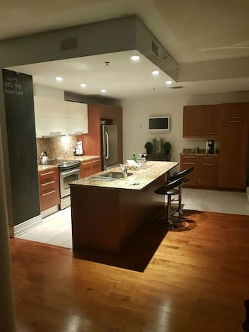 Stunning Open Concept 3 Closed bedroom with Pool - Montréal - Wohnung