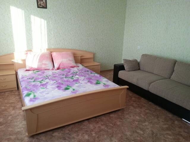 Добро пожаловать в Нижнекамск - Нижнекамск - Lägenhet