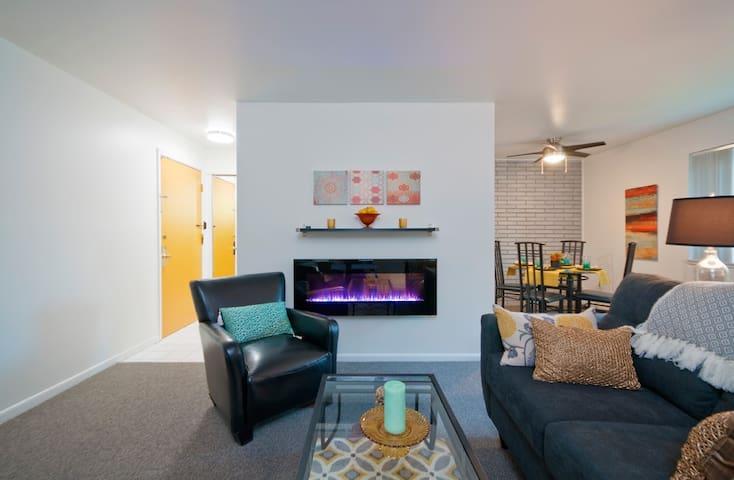 2025 S. Huron Parkway #214 - East Ann Arbor - Ann Arbor - Apartemen
