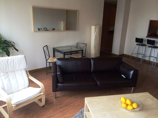 PRIVATE ROOM-INTERNATIONAL STUDENT APARTMENT-UES