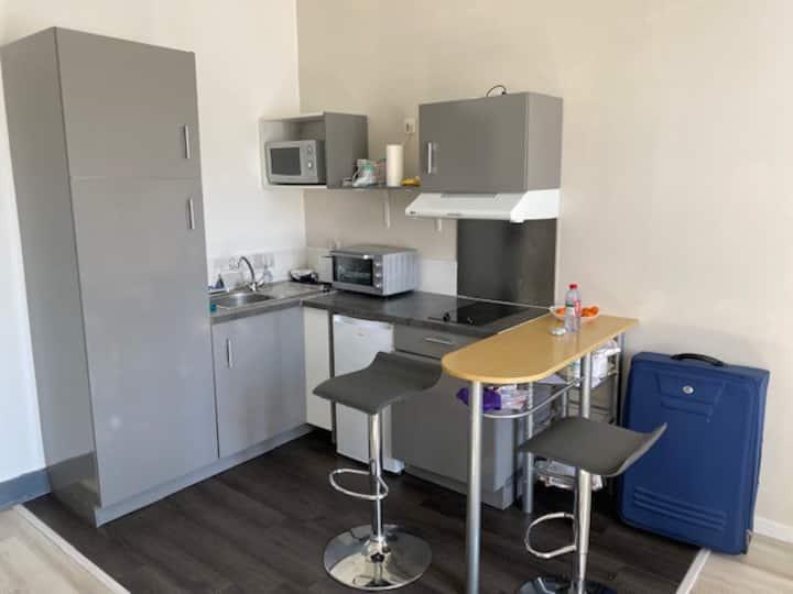 Appartement de type 2 tout confort