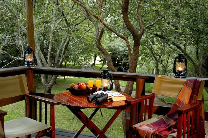 Falaza Game Park & Spa  - Hluhluwe