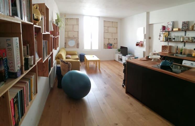 Appartement T2 gare Saint Jean
