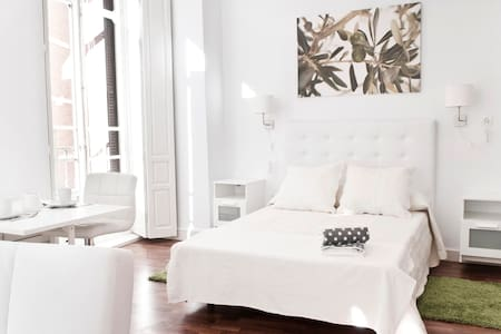 Luxury suites in old town Málaga 2º