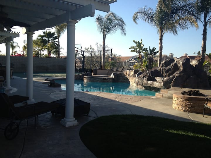 Relaxing, Resort  Home In The Heart of So Cal #1