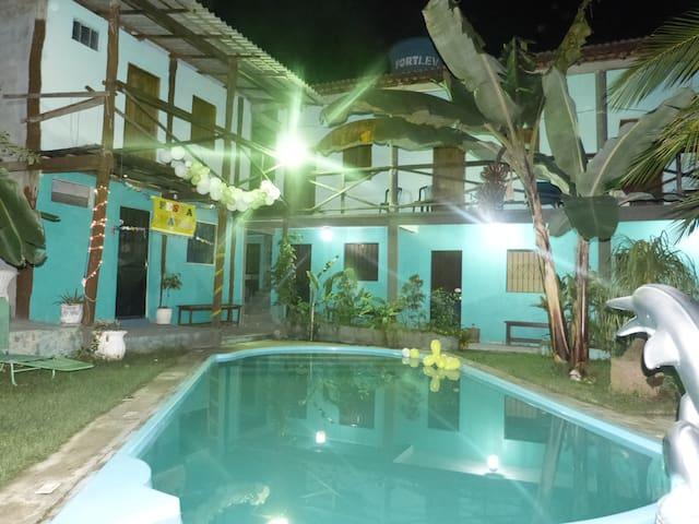 Tenha uma excelente estadia, conheça a Amazônia!