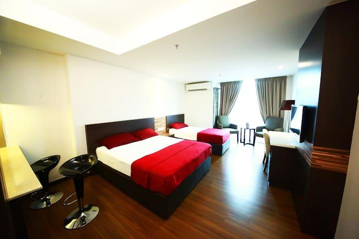 Studio Apartment Kota Bharu City - Kota Bharu - Apartamento