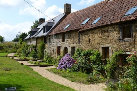 B&B Taillepieds proche Mt St Michel - Bazouges-la-Pérouse - Bed & Breakfast