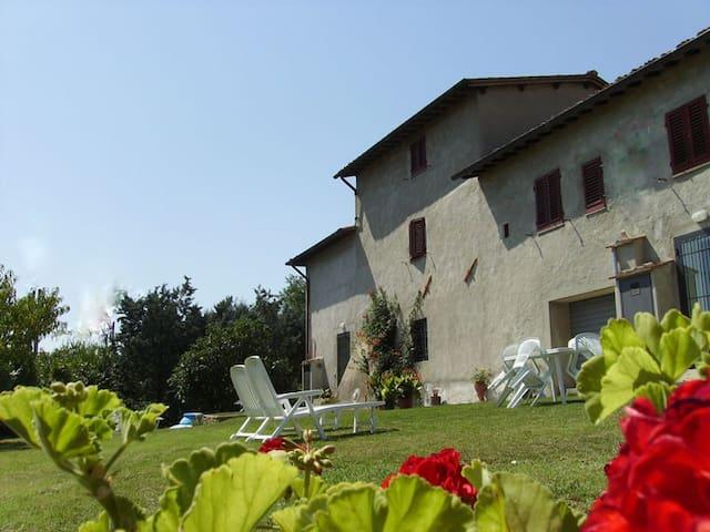 Agriturismo La Querce Rignano S/A - Rignano sull'Arno - Departamento