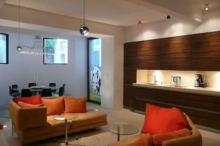 Luxuriöses Südstadtloft m. Terrasse - Cologne