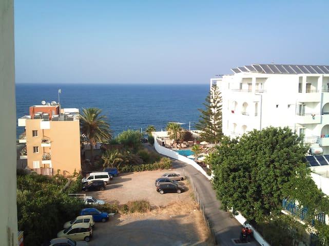 Terrace studio-sea view@Hersonissos - Herakleion - Apartment