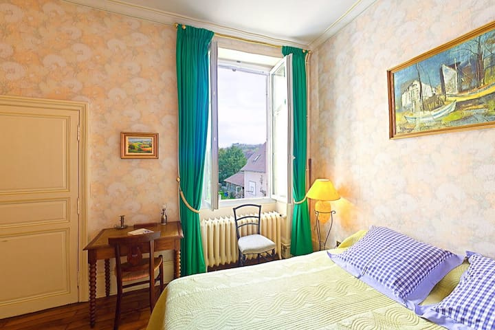 Chambre Alain Fournier - Saint Amand Montrond - Bed & Breakfast
