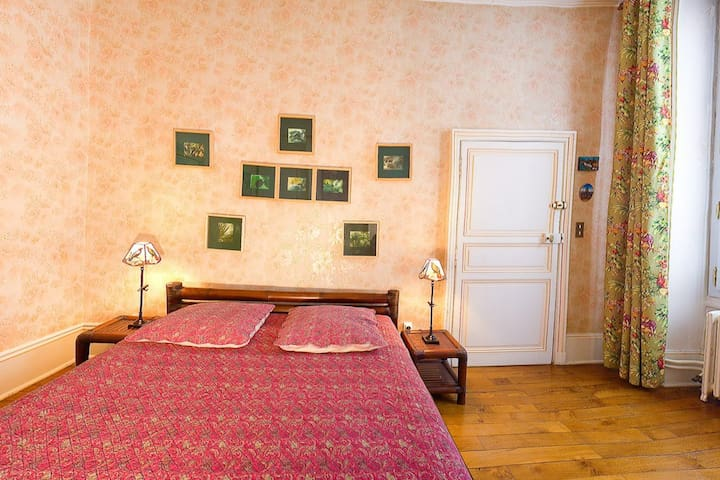Chambre Isabel Godin - Saint Amand Montrond