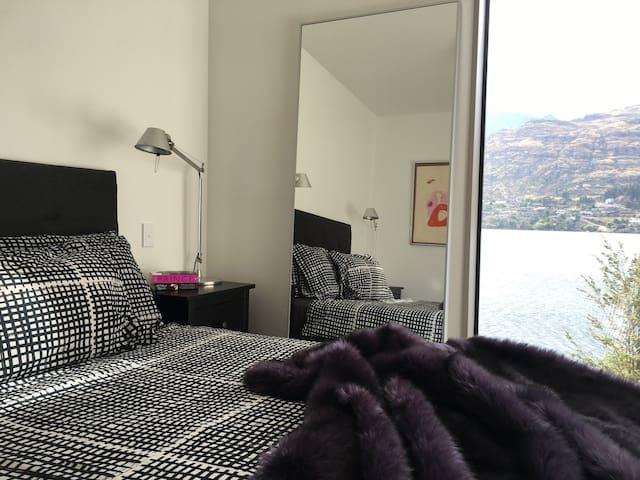 Bedroom 1, comfort