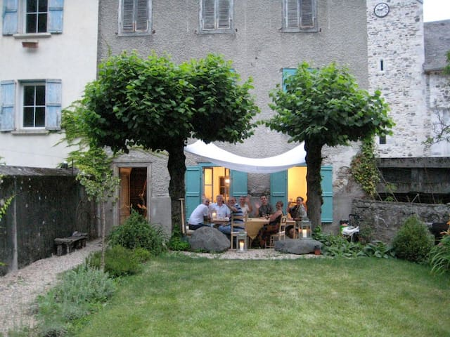 Our beautiful home in the Pyrenees