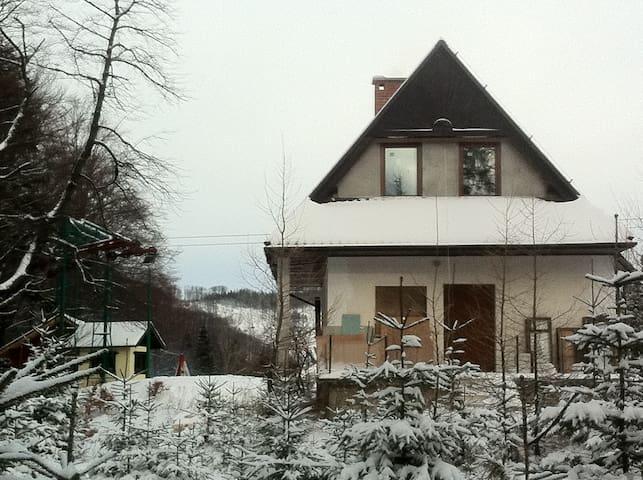 Domek w Suchym - Szczyrk - Rumah