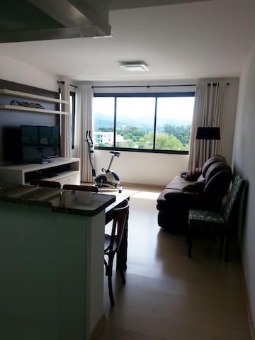 apartamento prático e moderno - Bom Princípio - Apartamento