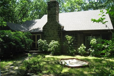 Beautiful lakeside summer home - Stratford - Cabin