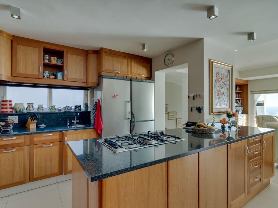 Easy living kitchen