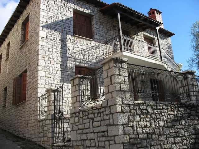 Traditional House in Arachova  - Arachova - Apartmen