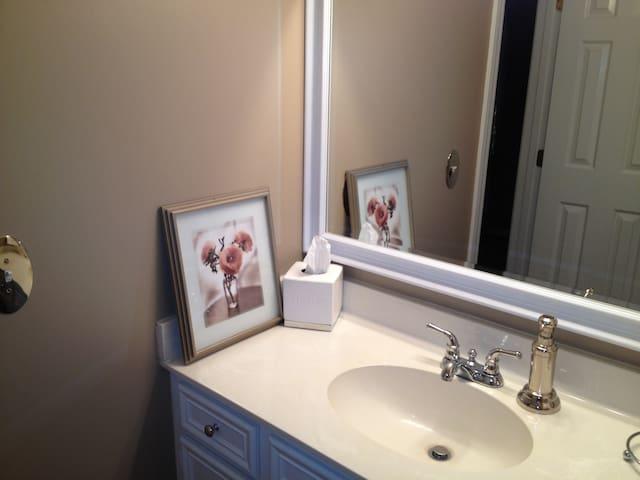 Vanity Area of Bath