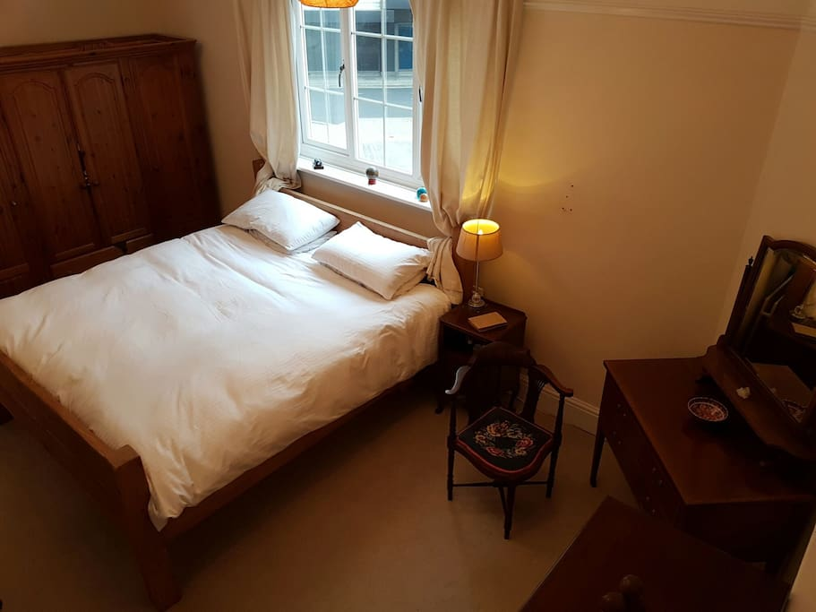 Airy double room