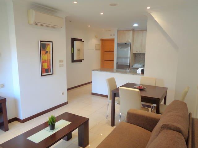 Apartamento ideal para vivir tus momentos