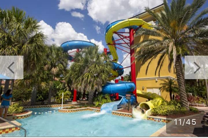Fantasy World Club Villas With free water park