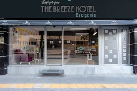 The Breeze Hotel