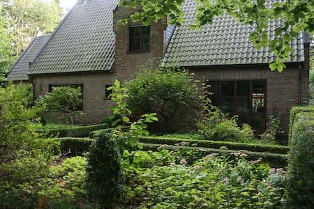 Genieten in het groene Hertsberge - Flat