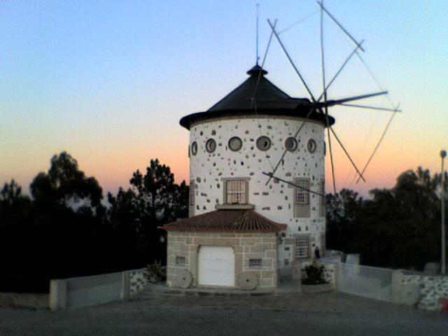 Unique Windmill House - Póvoa de Varzim  - Willa