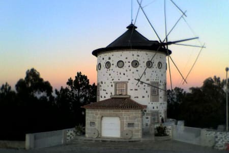 Unique Windmill House - Póvoa de Varzim