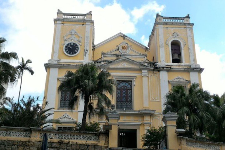S. Lourenco Church