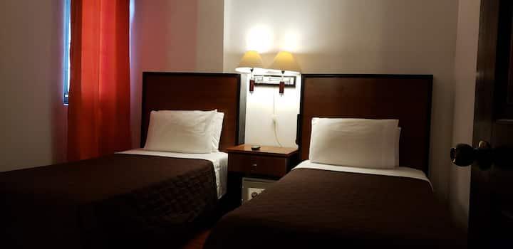 Habitacion confortable en San José 203
