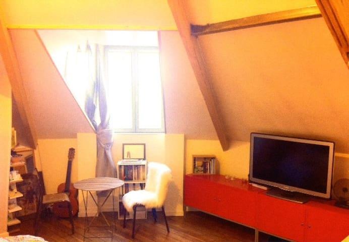 Charming appartment! - La Courneuve - Apartemen