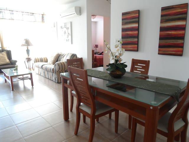 Beautiful Bdr/2Bth apartment  - Panamá - Apartment