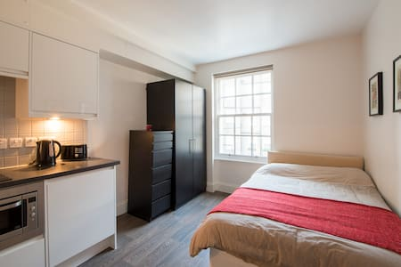 Double Studio in Victoria (5) - Greater London - Lejlighed