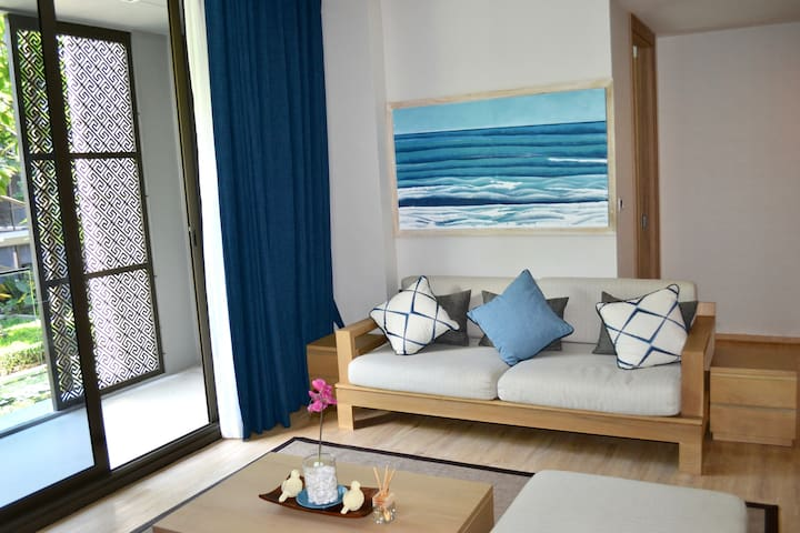 2BD apartments in luxury condominium on the coast - Tambon Mai Khao - Appartement en résidence