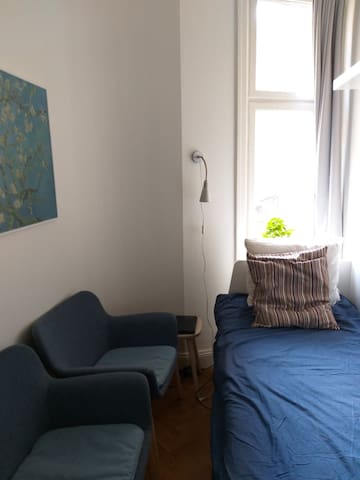 Cozy, bright room - SoFo södermalm