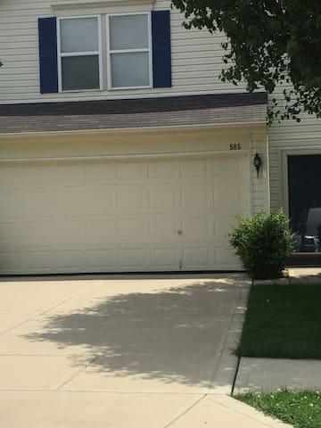 Indy 500 rental home. - Avon - Casa