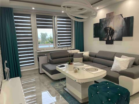 Lovely 2 bedroom apartment modern luxury and cozy