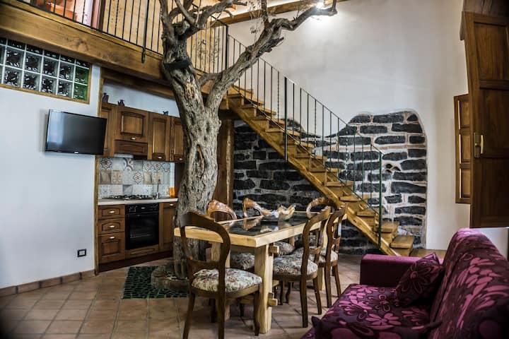 Etna Paradise Appartamento DAFNE