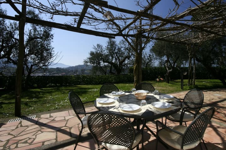 cozy villa on the Sorrento hills - Massa Lubrense - Villa