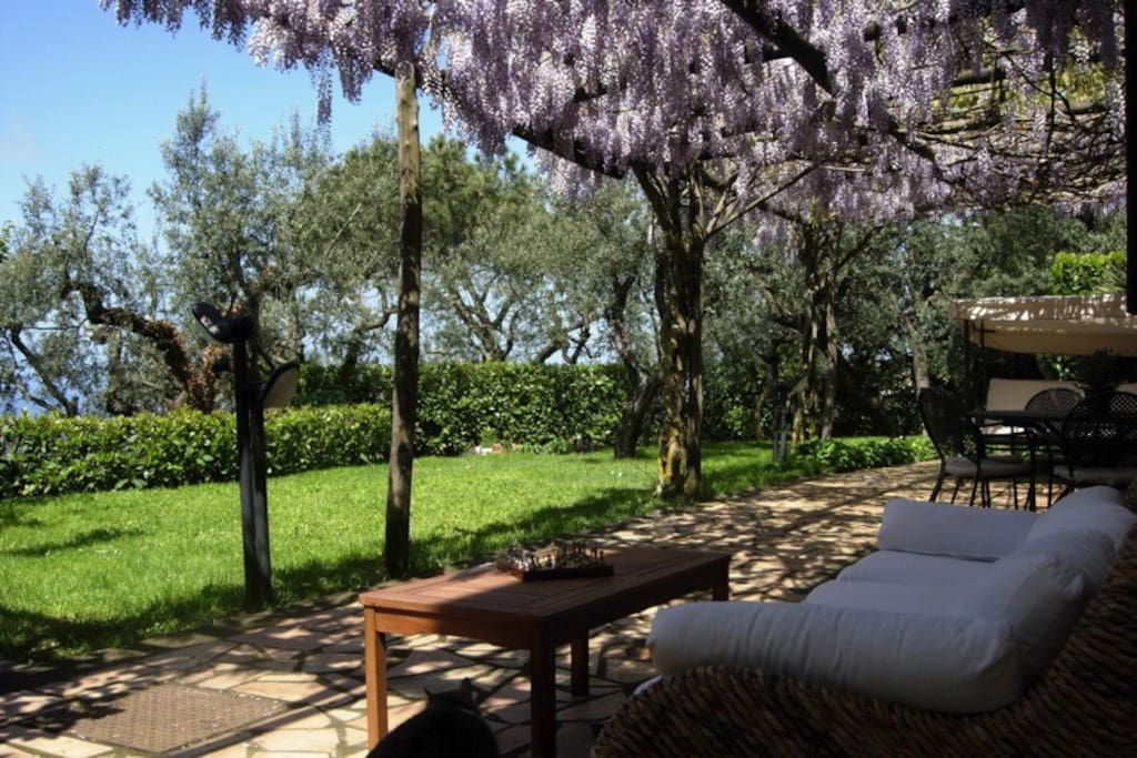 Cozy Villa On The Sorrento Hills Villas For Rent In